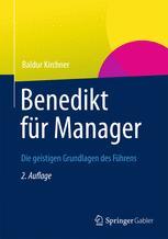 Benedikt für Manager