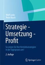 Strategie - Umsetzung - Profit