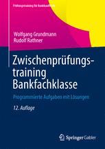 Zwischenprüfungstraining Bankfachklasse
