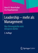 Leadership — mehr als Management