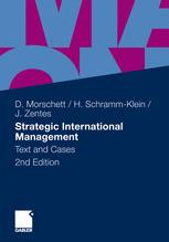 Strategic International Management