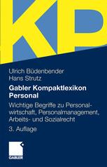 Gabler Kompaktlexikon Personal