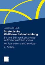 Strategische Wettbewerbsbeobachtung