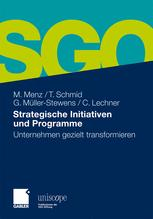 Strategische Initiativen und Programme