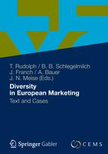 Diversity in European Marketing