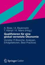 Qualifizieren für eine global vernetzte Ökonomie