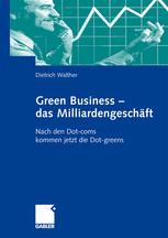 Green Business — das Milliardengeschäft
