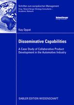 Disseminative Capabilities