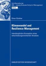 Klimawandel und Resilience Management