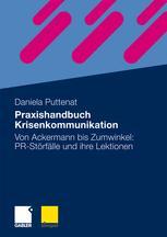Praxishandbuch Krisenkommunikation