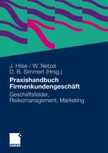 Praxishandbuch Firmenkundengeschäft