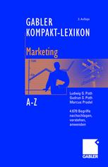 GABLER KOMPAKT-LEXIKON MARKETING