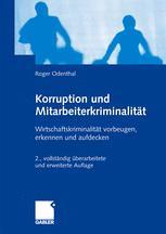 Korruption und Mitarbeiterkriminalität