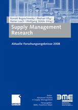 Supply Management Research