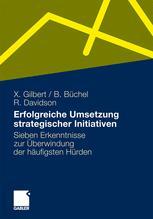 Erfolgreiche Umsetzung strategischer Initiativen