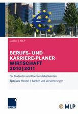 BERUFS- UND KARRIERE-PLANER WIRTSCHAFT 2010 2011