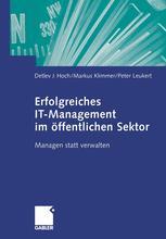 Erfolgreiches IT-Management im öffentlichen Sektor
