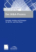 Der M&A-Prozess
