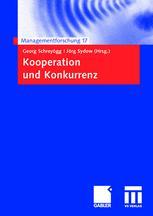 Kooperation und Konkurrenz