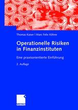 Operationelle Risiken in Finanzinstituten