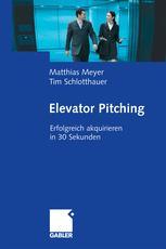 Elevator Pitching