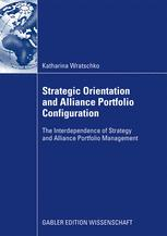 Strategic Orientation and Alliance Portfolio Configuration