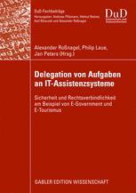 Delegation von Aufgaben an IT-Assistenzsysteme