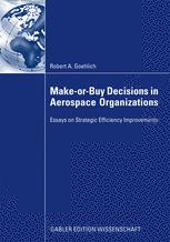 Make-or-Buy Decisions in Aerospace Organizations