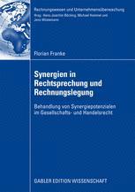 Synergien in Rechtsprechung und Rechnungslegung