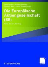 Die Europäische Aktiengesellschaft (SE)
