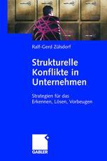 Strukturelle Konflikte in Unternehmen