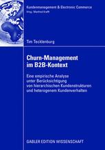 Churn-Management im B2B-Kontext