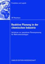 Reaktive Planung in der chemischen Industrie