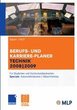 Berufs- und Karriere-Planer Technik 2008|2009