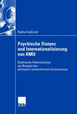 Psychische Distanz und Internationalisierung von KMU