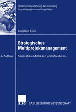 Strategisches Multiprojektmanagement
