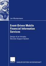 Event-Driven Mobile Financial Information Services