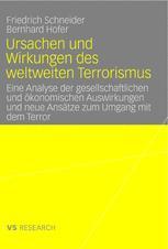 Ursachen und Wirkungen des weltweiten Terrorismus