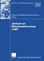 Jahrbuch zur Mittelstandsforschung 1/2007