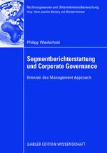 Segmentberichterstattung und Corporate Governance