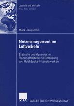Netzmanagement im Luftverkehr