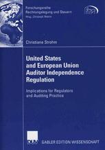 United States and European Union Auditor Independence Regulation