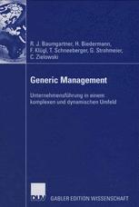 Generic Management