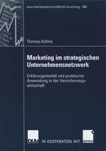 Marketing im straegischen Unternehmensnetzwerk
