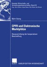 CPFR und Elektronische Marktplätze