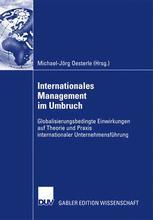 Internationales Management im Umbruch