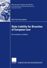 State Liability for Breaches of European Law