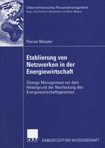 Etablierung von Netzwerken in der Energiewirtschaft