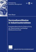 Servicediversifikation in Industrieunternehmen