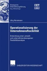 Operationalisierung der Unternehmensflexibilität